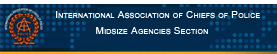 Link to International Association of Chiefs of Police Midesize Agencies Section website